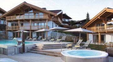 mountains hotel seefeld